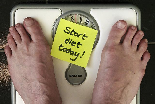 Как скинуть за неделю семь кг?