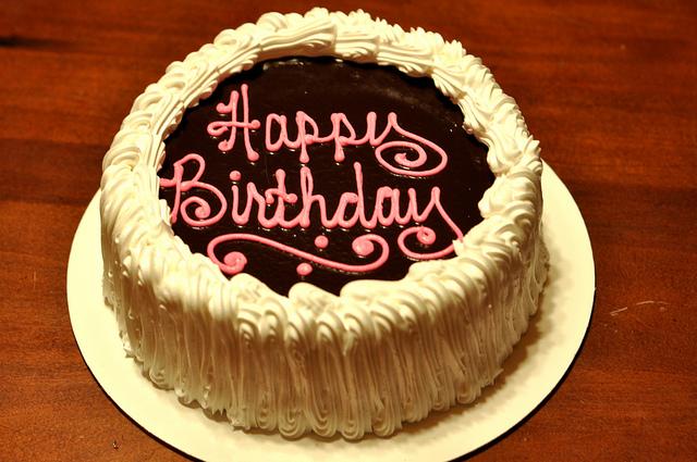 Где лучше отпраздновать день рождения?