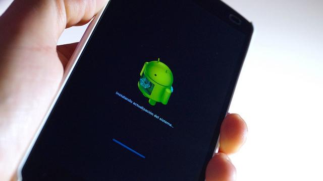 Как загрузить новое обновление на Android?