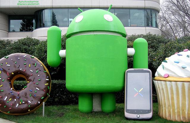 Как разблокировать графический код на устройствах Android?