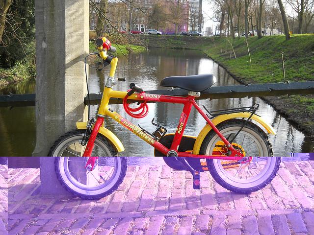 Какой велосипед купить ребенку?