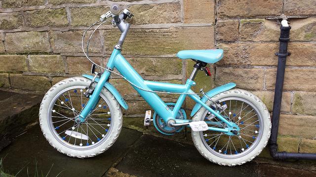 Как выбрать велосипед для малыша?