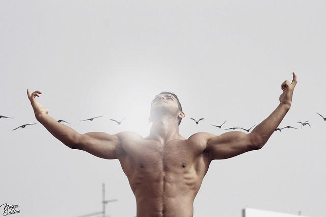 Как быстро набрать вес мужчине?