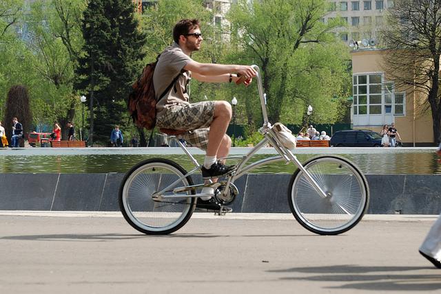 Как правильно купить велосипед по росту?