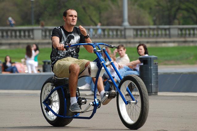 как подобрать велосипед по росту: