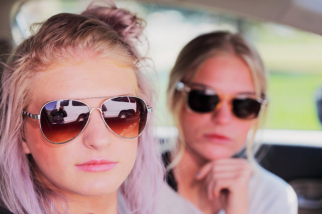 Как выбрать солнечные очки?