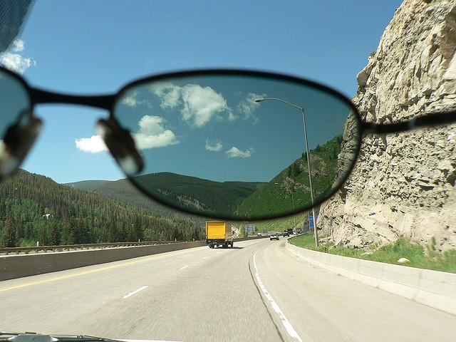 Как подобрать очки для водителя?