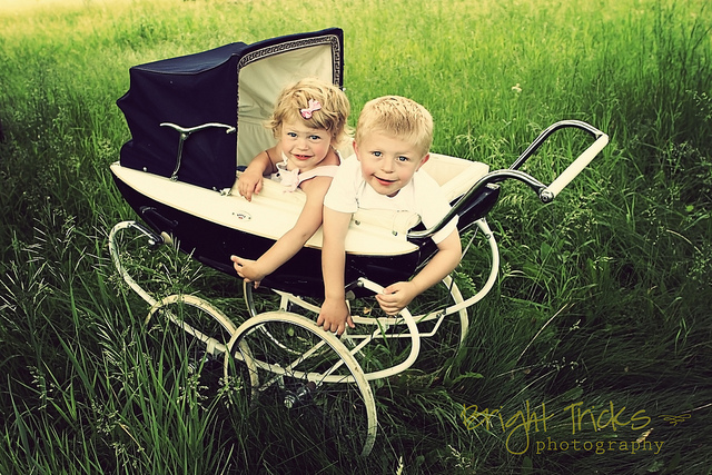 Как подобрать детскую коляску?