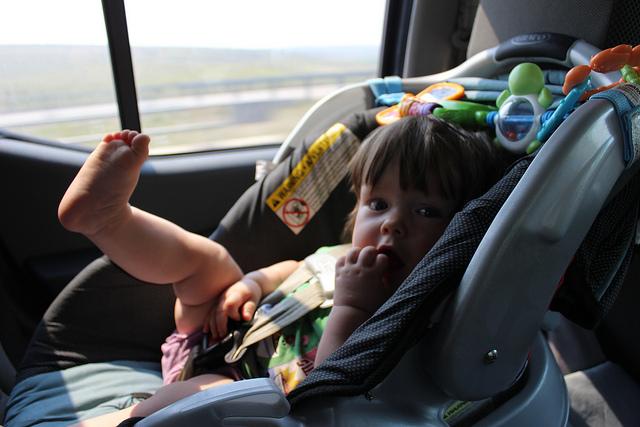 Как выбрать автокресло для малыша?