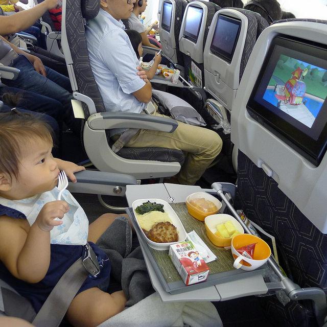 Сколько стоит авиабилеты для детей?