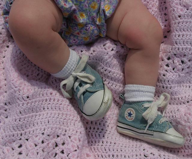 Как подобрать детскую обувь?