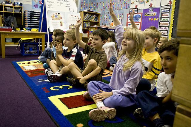Как подобрать детский сад?