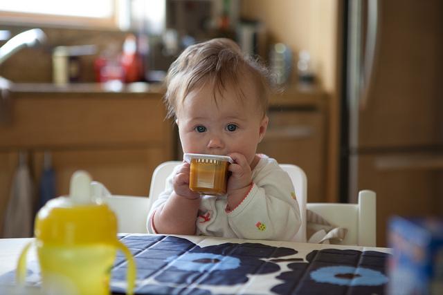 Как подобрать детское питание?