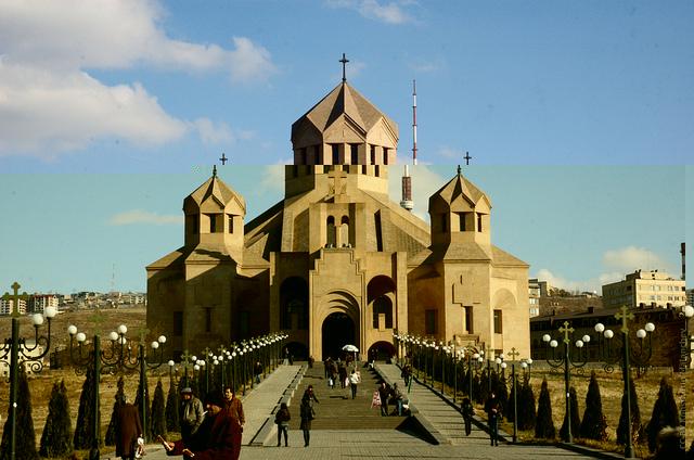 Когда в Армению пришло христианство?