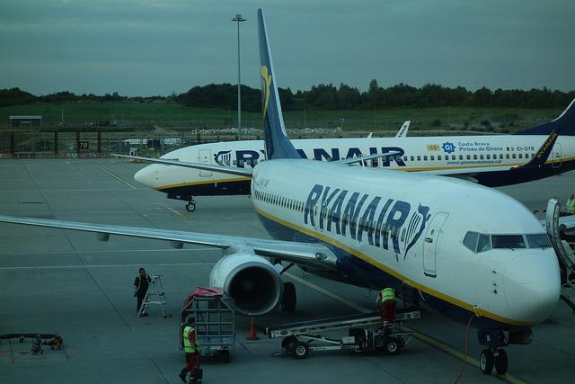 Как правильно провозить багаж авиакомпанией Ryanair