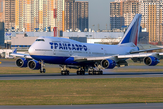 Как правильно провозить багаж авиакомпанией Трансаэро