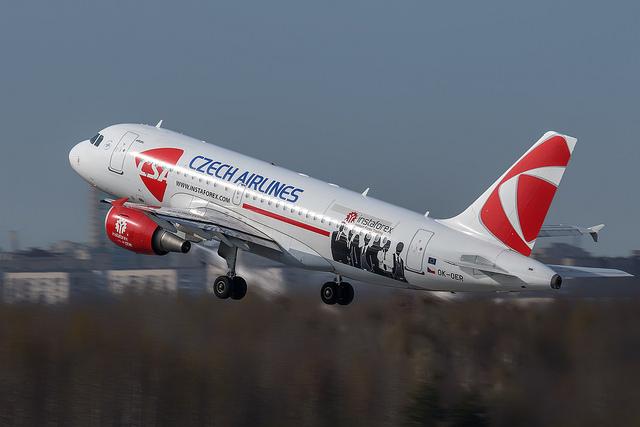 Как правильно провезти багаж Чешскими авиалиниями