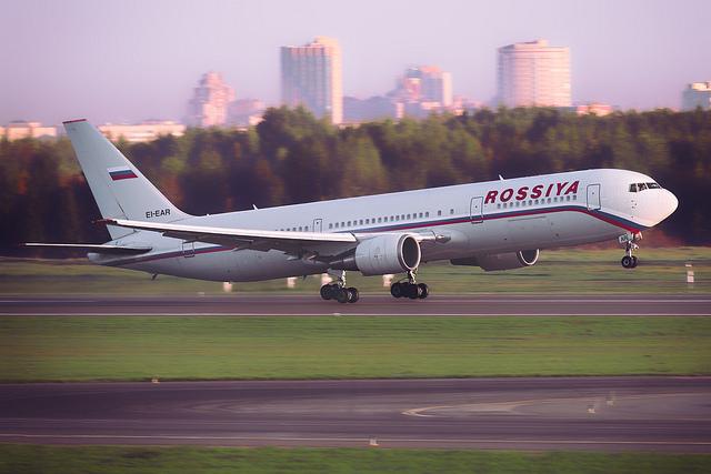Как правильно перевозить багаж авиакомпанией Россия