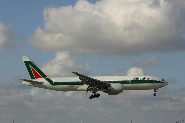 Как правильно провезти багаж авиакомпанией Алиталия (Alitalia)