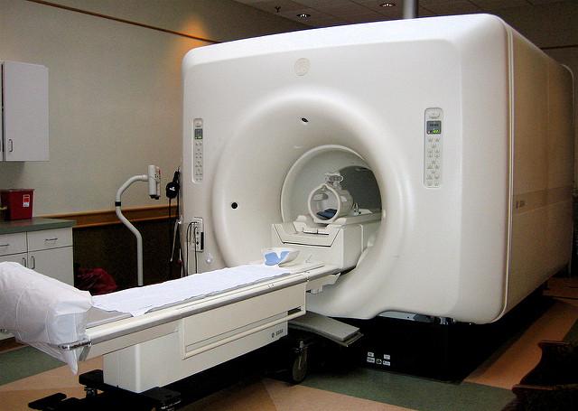 Цена МРТ шейного отдела в 2016 году